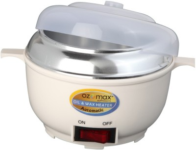 Ozomax Oil and Wax Heater(White)