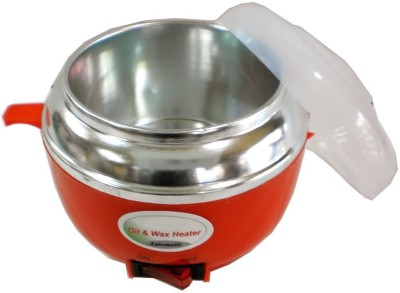 Ozomax Oil and Wax Heater(Red)