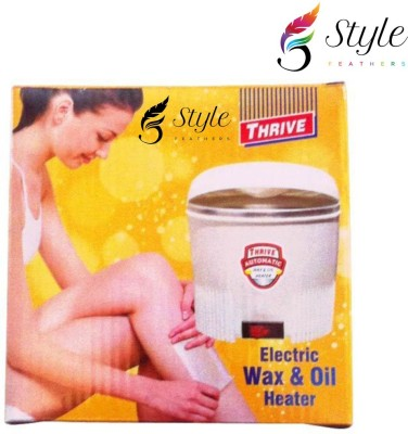 Style Feathers Wax Heater(Red)