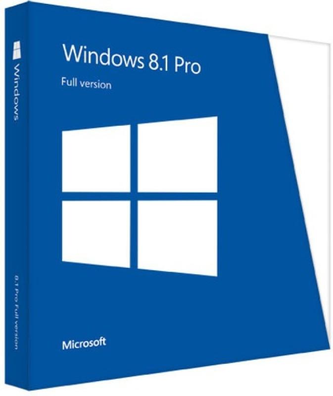 Microsoft FQC-06987 Windows 8.1 Pro 64 bit OEM 64 BIT