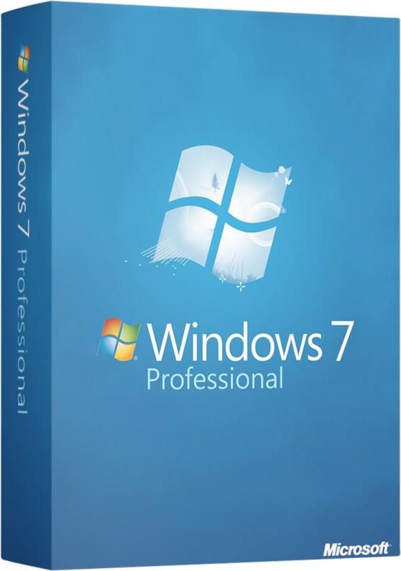 Microsoft FQC-08289 Windows 7 pro 64 Bit