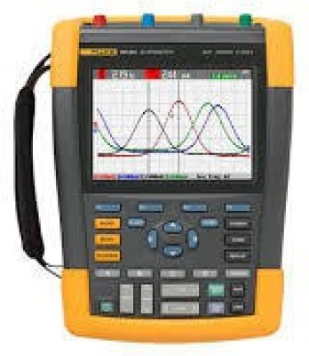 Fluke ScopeMeter 190 Series II Digital Oscilloscope