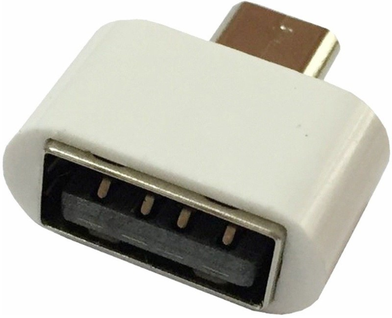 BB4 Micro USB OTG Adapter(Pack of 1)