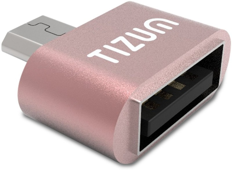 TIZUM Micro USB OTG Adapter(Pack of 1)
