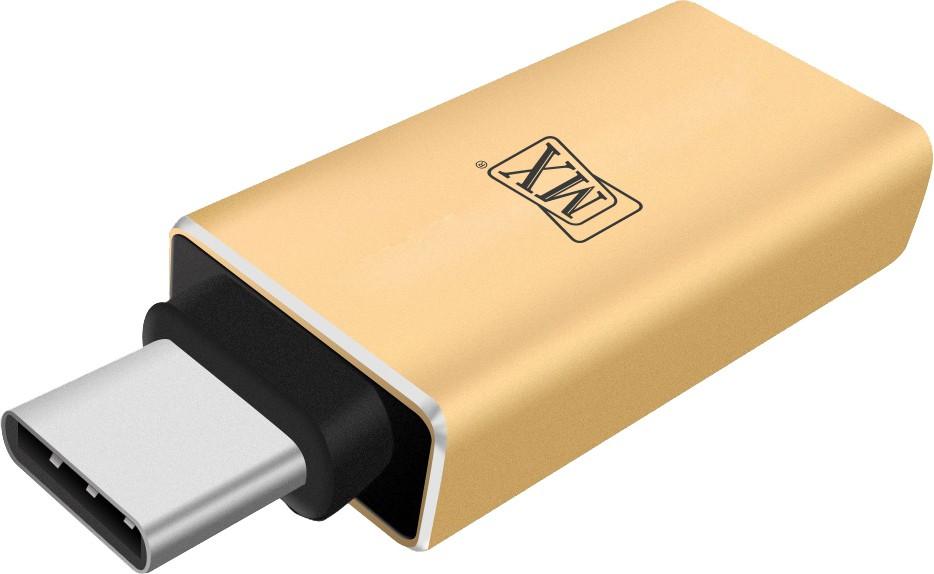 MX USB Type C OTG Adapter(Pack of 1)