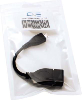 C&E USB, Micro USB OTG Adapter