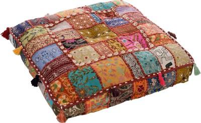 Artasia Fabric Pouf