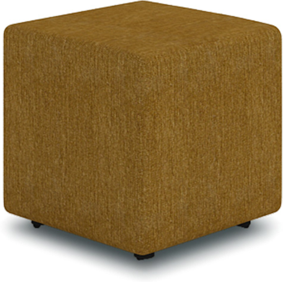 Cubit Homes Fabric Pouf