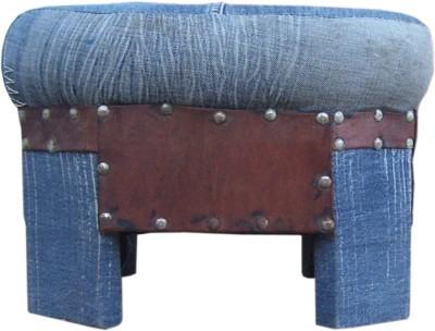 Marwar Solid Wood Standard Ottoman