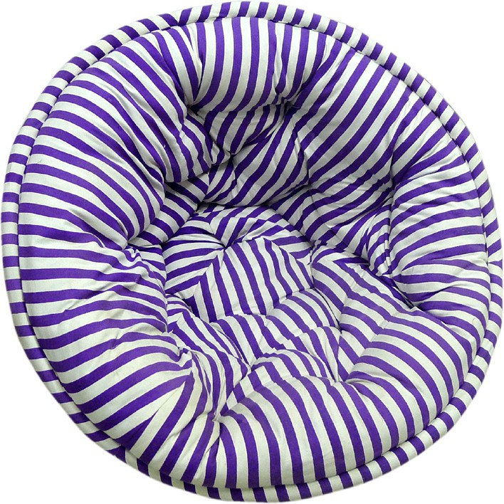 View Reme Fabric Pouf(Finish Color - Multi) Furniture (Reme)