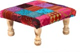 Wood Dekor Solid Wood Standard Ottoman (...