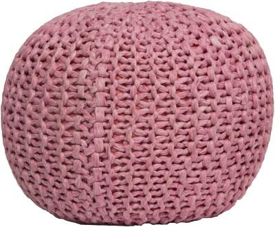 New Fabric Art Fabric Pouf