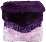 JJ Craft Natural Fiber Pouf (Finish Colo...