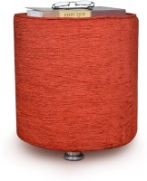 View Angel Furniture Solid Wood Pouf(Finish Color - Orange) Furniture (Angel Furniture)