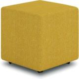 Cubit Homes Fabric Pouf (Finish Color - ...