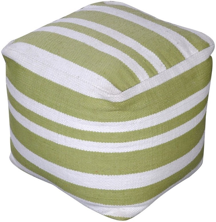 Rugs2Clear Fabric Pouf