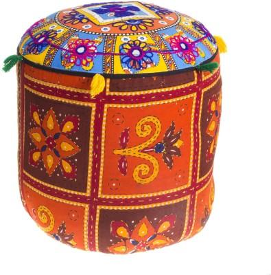 Smile2u Retailers Fabric Standard Ottoman