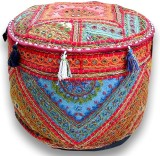 Stylo Culture Fabric Pouf (Finish Color ...