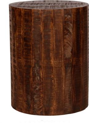 Rishabh Art Solid Wood Standard Ottoman