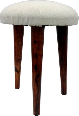 Shakun Solid Wood Standard Ottoman