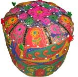 Saarthi Fabric Standard Ottoman (Finish ...