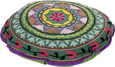Rajrang Fabric Pouf