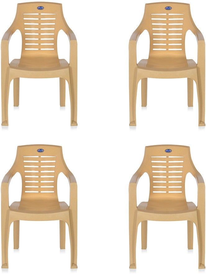Nilkamal CHR6020 Plastic Outdoor Chair