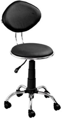 Mavi Leatherette Cafeteria Chair
