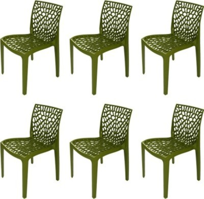 Mavi Plastic Outdoor Chair