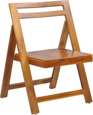 Shilpam Solid Wood Outdoor Chair