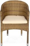 Nilkamal Mildura Cane Outdoor Chair (Fin...