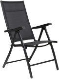 HomeTown JET FOLDING Metal Outdoor Chair...