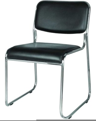 Nilkamal Metal Outdoor Chair(Finish Color - Black)
