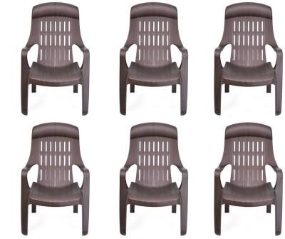 Nilkamal Weekender Plastic Outdoor Chair