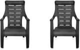 Nilkamal Sunday Plastic Outdoor Chair (F...