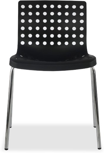 View Durian ZACK-BLACK Synthetic Fiber Outdoor Chair(Finish Color - Black) Price Online(Durian)