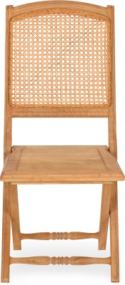 @home by Nilkamal Solid Wood Cafeteria Chair