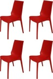 Mavi Plastic Outdoor Chair (Finish Color...