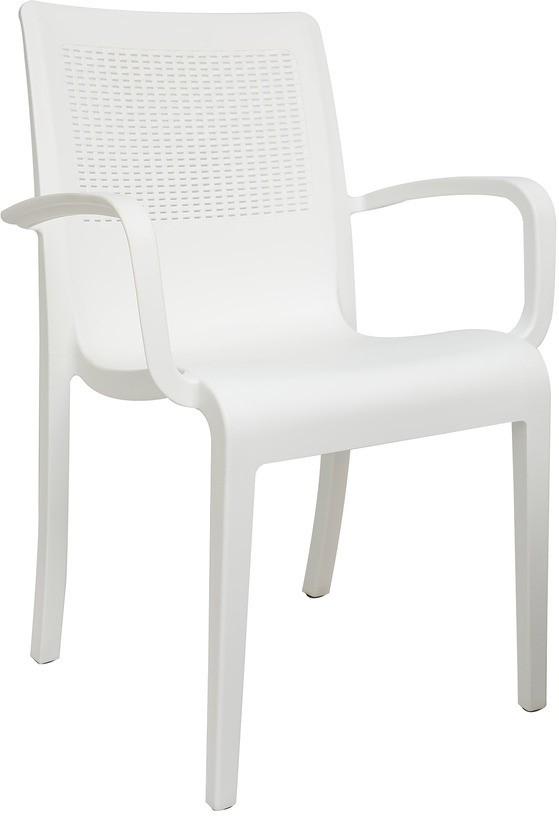 View Cello Furniture Plastic Outdoor Chair(Finish Color - White) Price Online(Cello Furniture)