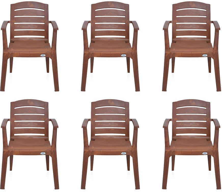 Nilkamal Passion Plastic Outdoor Chair Finish Color Na Furniture