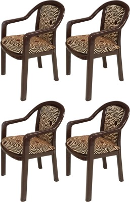Supreme Ornate Plastic Outdoor Chair
