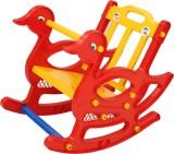 Supreme Duck Plastic Outdoor Chair (Fini...