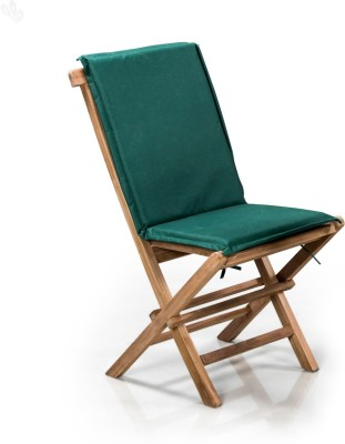 Royal Oak Solid Wood Outdoor Chair(Finish Color - Natural)