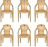 Nilkamal CHR6020 Plastic Outdoor Chair (...