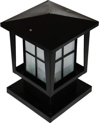 WhiteRay Gate Pillar Post Cottage Gate Light Night Lamp
