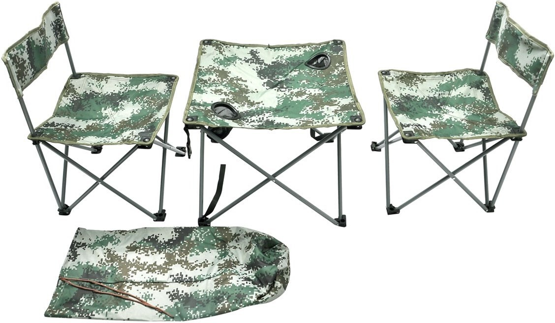 View Hawai Green Metal Table & Chair Set(Finish Color - Green) Price Online(Hawai)