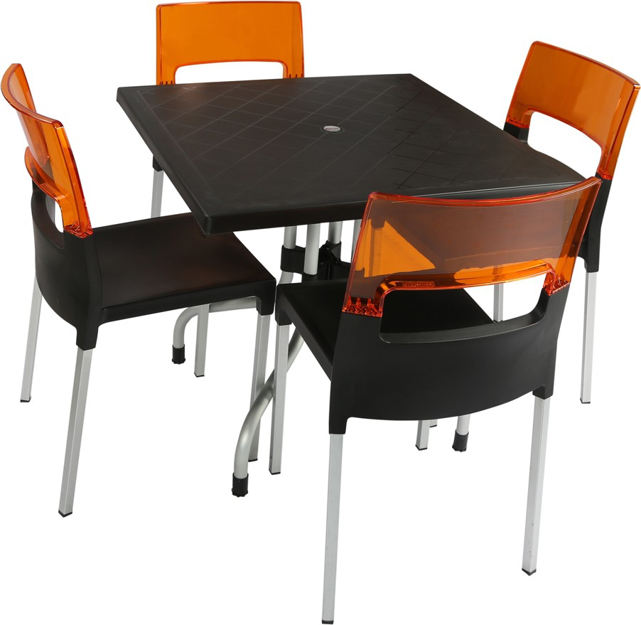 Plastic Table Chair Set Garden Table And Chair Sets India Patio Stylish Dining Set Of
