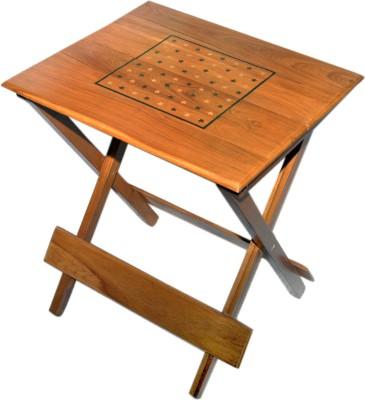 Unique ArtE Solid Wood Outdoor Table
