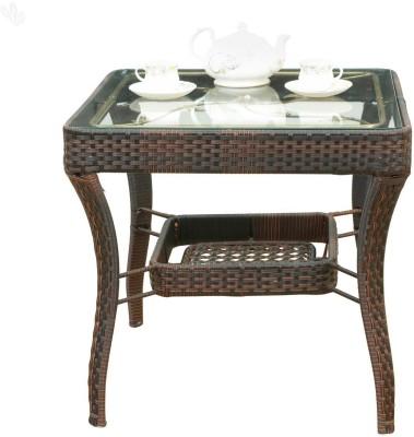 Royal Oak Club Synthetic Fiber Outdoor Table