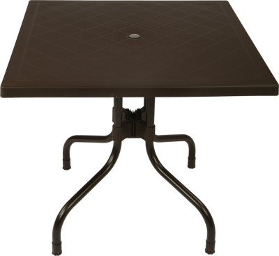 Supreme Olive Plastic Outdoor Table